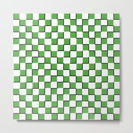 Optical illusion 2 Metal Print