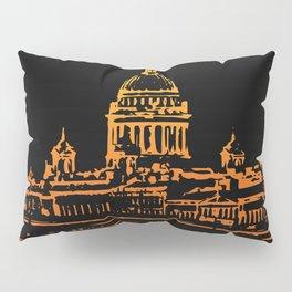 Saint Petersburg. Night Pillow Sham