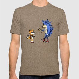 Speed-Oh and Double Tail McFast T-shirt