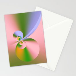 soft colors -6- Stationery Cards