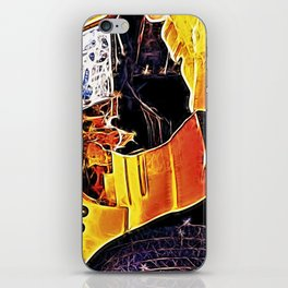 Indented to You iPhone Skin