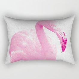 Flamingo 03 Rectangular Pillow
