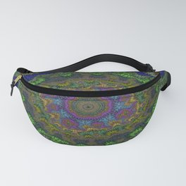 Fractal Abstract 98 Fanny Pack