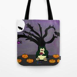 Halloween Munchies Tote Bag