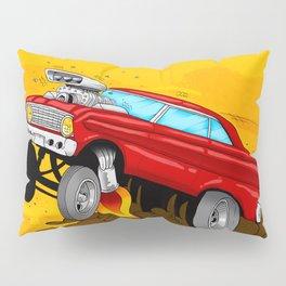 Hotrod Falcon Pillow Sham