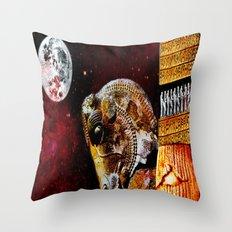 ANCIENT PERSIA Throw Pillow