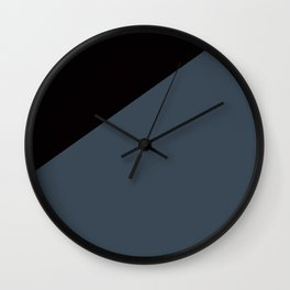 Color Dominance Wall Clock