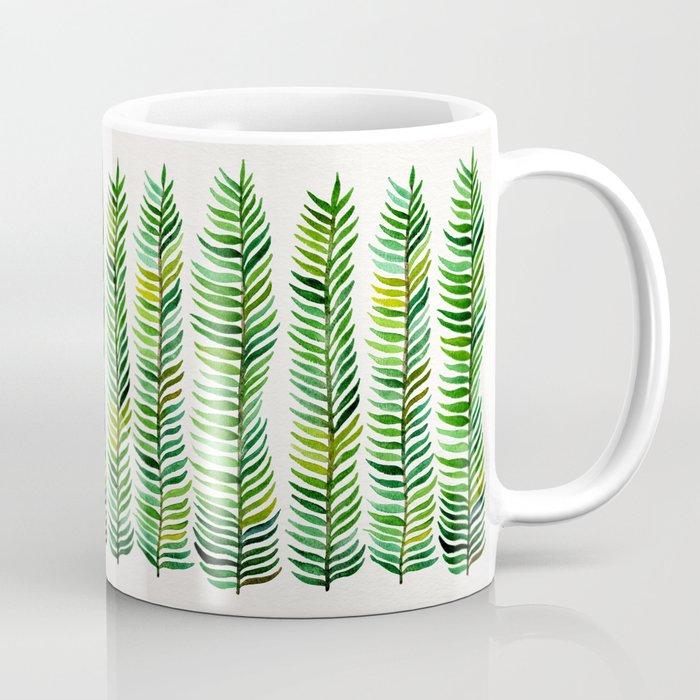 Seaweed Coffee Mug