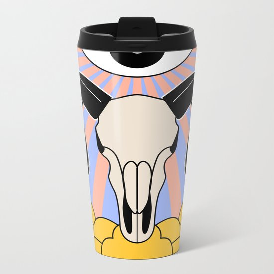 ETERNAL Metal Travel Mug