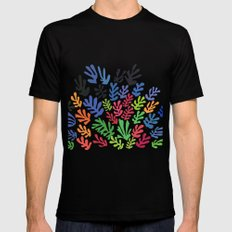 La Gerbe by Matisse Black X-LARGE Mens Fitted Tee