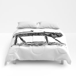 P A N T H E R 1 Comforters