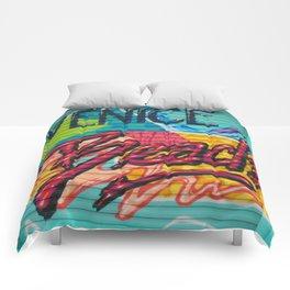 Venice Beach Comforters