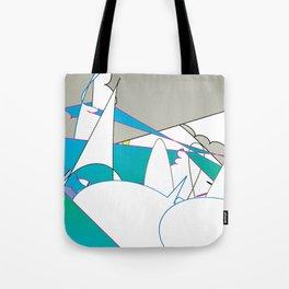 Color #7 Tote Bag