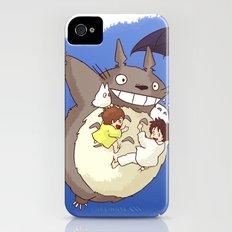 Totoro  Slim Case iPhone (4, 4s)