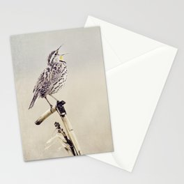 Happy As A Lark Stationery Cards