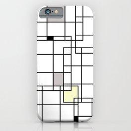 The Minimalist IIII iPhone Case