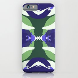 Water flow iPhone Case