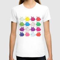 rabbit T-shirts featuring Rabbit by sudarshana