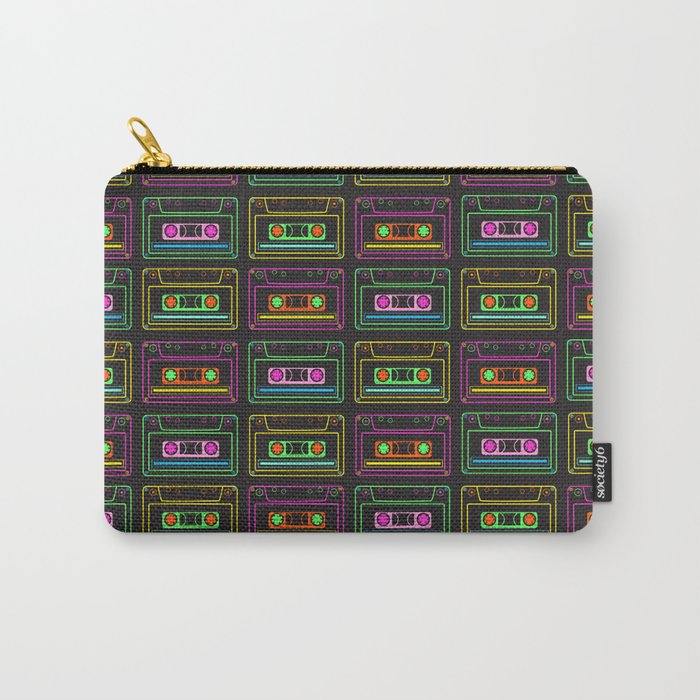 Neon Mix Volume 1 Carry-All Pouch