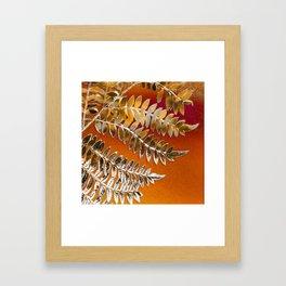 Autumn Daydream Framed Art Print