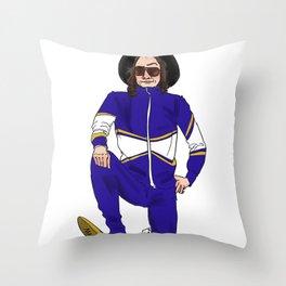snl Harry Throw Pillow