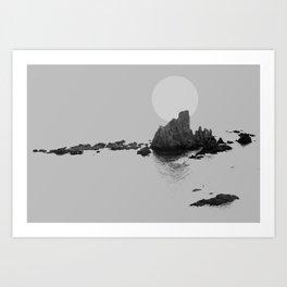 Arrecife Art Print