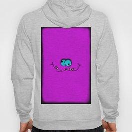 Googly Pink Penelope Monster Hoody