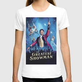 The Greates Showman Movie Poster T-shirt