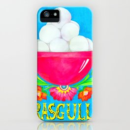 O' Rasgullea iPhone Case