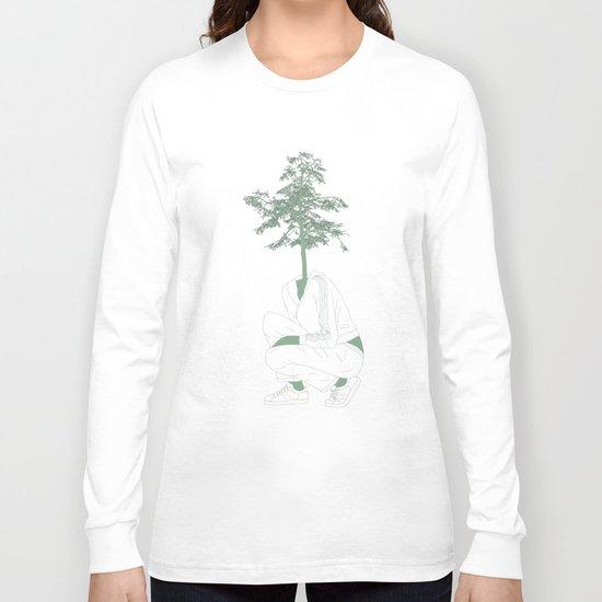 Woman Nature 2 Long Sleeve T-shirt