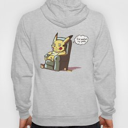 Pikach used Selfdestruct Hoody