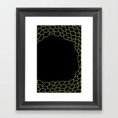 Vombi Framed Art Print