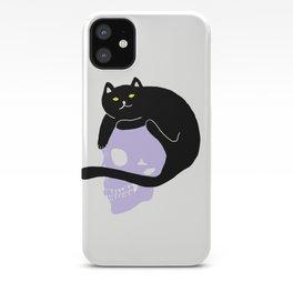 CAT HELMET iPhone Case