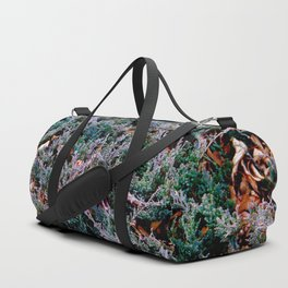 Lost in the Frenzy Duffle Bag