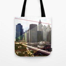 NY01 Tote Bag