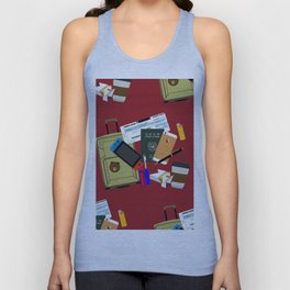 Abroad Unisex Tank Top