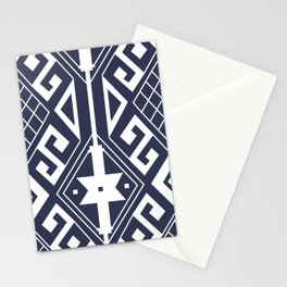 American Native Pattern No. 276 Stationery Cards