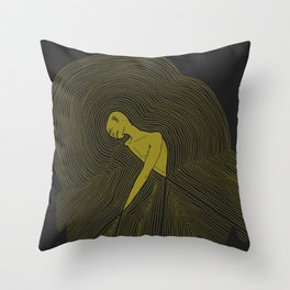 Sinker Throw Pillow