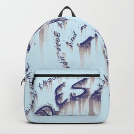 Liquid Sorrw Backpack