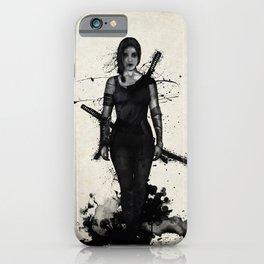 Onna Bugeisha iPhone Case
