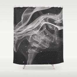 Smoke & Ash Shower Curtain