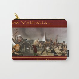 From Valhalla to Normandy Carry-All Pouch