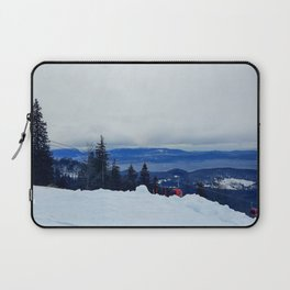 ski resort Laptop Sleeve