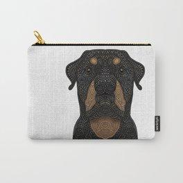 Rottweiler - Teddy Carry-All Pouch