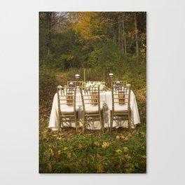 Woodland Enchantment Canvas Print