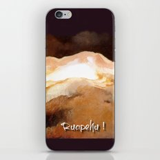 Ruapehu Sunset iPhone & iPod Skin