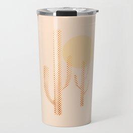 dusty cactus Travel Mug
