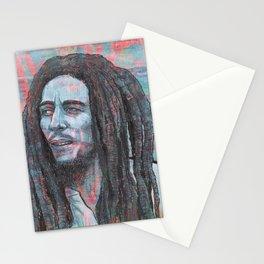 Mr. Marley - I Shot The Sheriff Stationery Cards