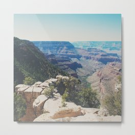 the Grand Canyon ... Metal Print