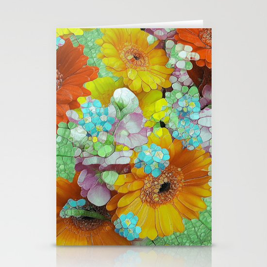 the Joys of Summer Stationery Cards